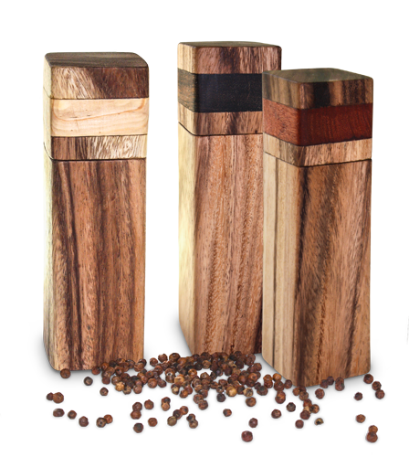 Project Pepper pepper mills