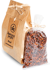 Order bag of red Kampot Pepper