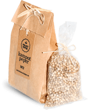 Order bag of white Kampot Pepper